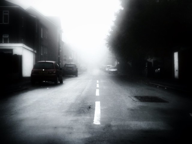 Taken by the fog from Flickr via Wylio