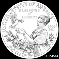 2014 American Eagle Platinum design AEP_R_04