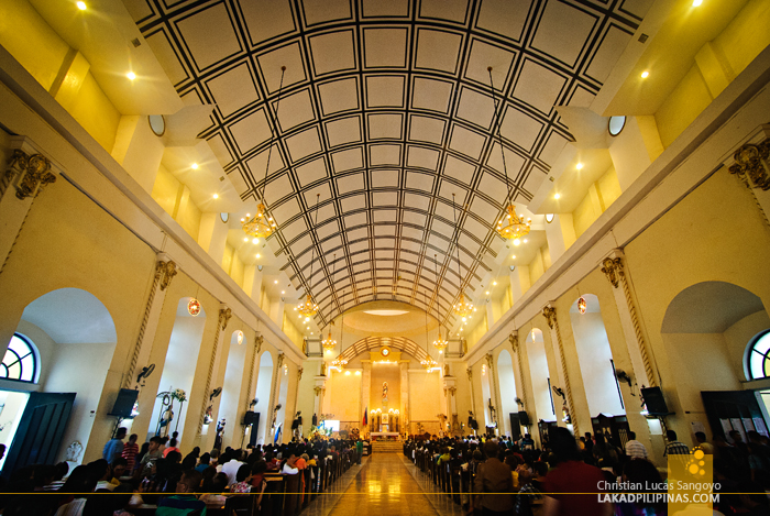 The Roxas City Capiz Cathedral Interiors