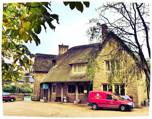 england history tourism architecture pub inn village northamptonshire tourists architectural historic postbox historical thatch thatchedroof ashton touristattraction thatched mailvan publichouse villagegreen collectingmail mickyflick thechequeredskipper