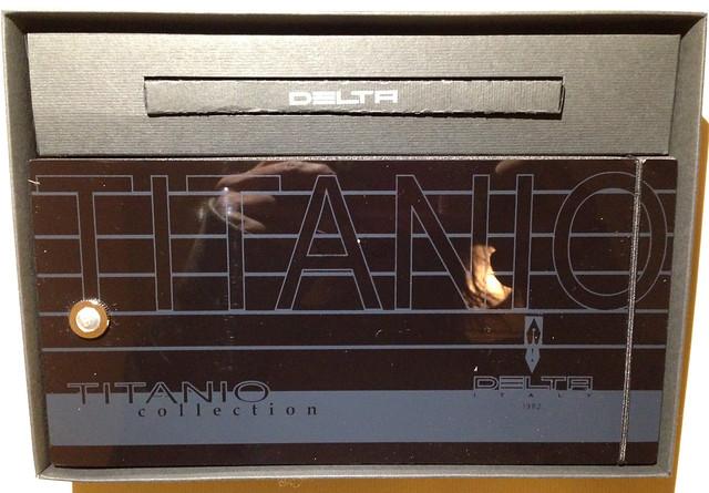 Delta Titanio Galassia Box 2
