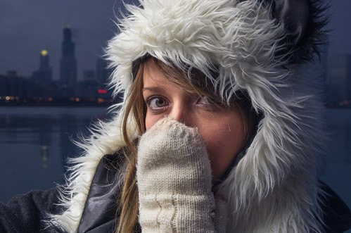Coping with the extreme cold weather blues