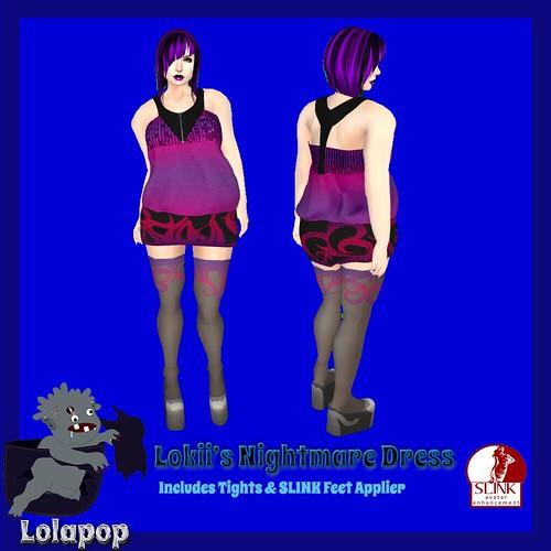 Lolapop-Lokii'sNightmareDress-Ad