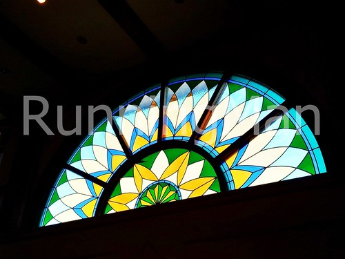 The Holiday Lodge Hotel / Star Lodge Hotel 10 - Stained Glass Lobby Window