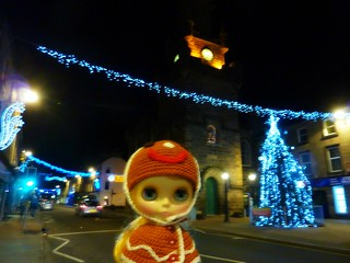 Christmas Lights in Forres (18/31--Lights)