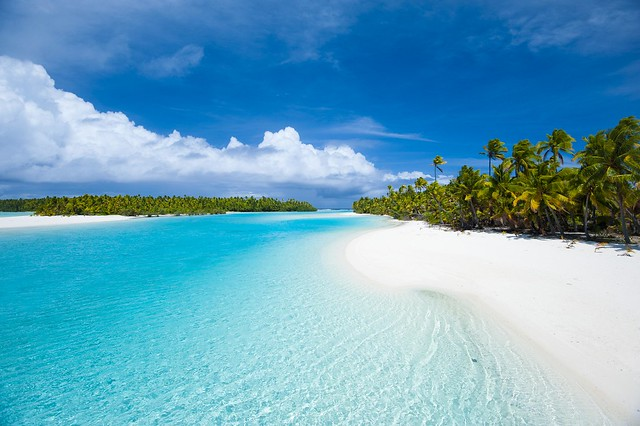 Cook Islands Lagoon