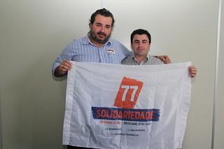 Cláudio Janta e André Vianini