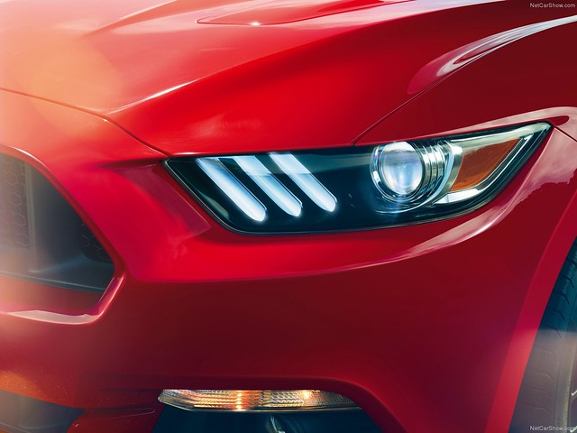 The 2015 Mustang