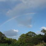 Rainbow in St. John