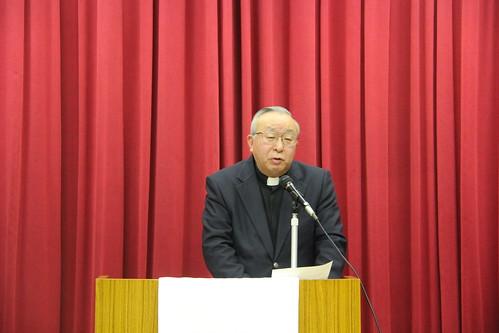 20140110チャペル・アッセンブリ・アワー