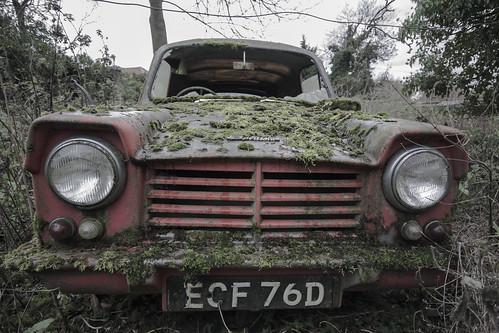Abandoned House, Methwold, Norfolk, Explore