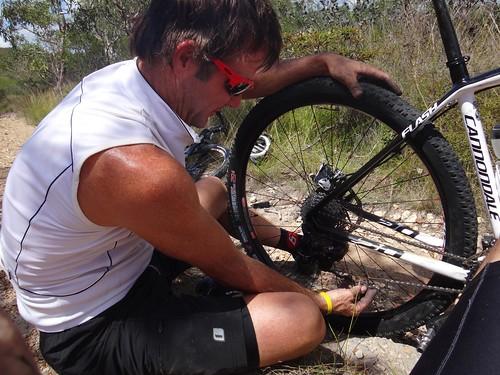 Mid-ride Repairs
