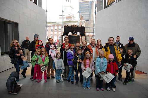 Dec 30 2013 Liberty Bell Ereksons Robertsons Bartholomews