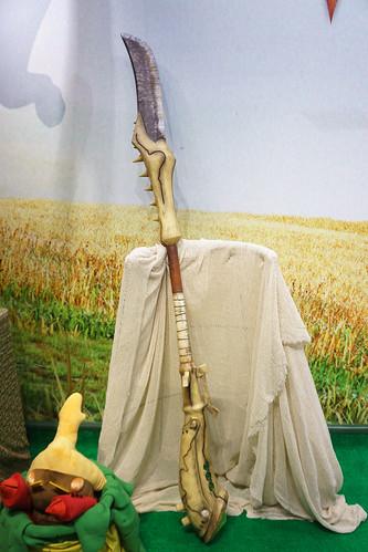 還有 MH4 的新武器: 操蟲棍