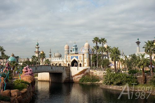 Tokyo DisneySea - Arabian Coast