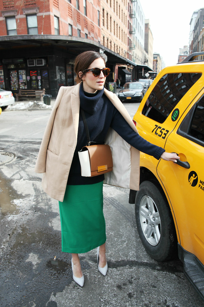 Look of the Day.319: NYFW Feb2014 Day.1