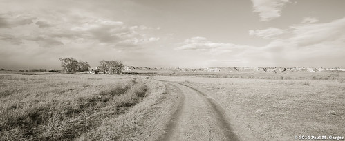 ranch winter blackandwhite landscape nebraska nikond700