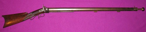 20 Pound Percussion Long Range Target Rifle