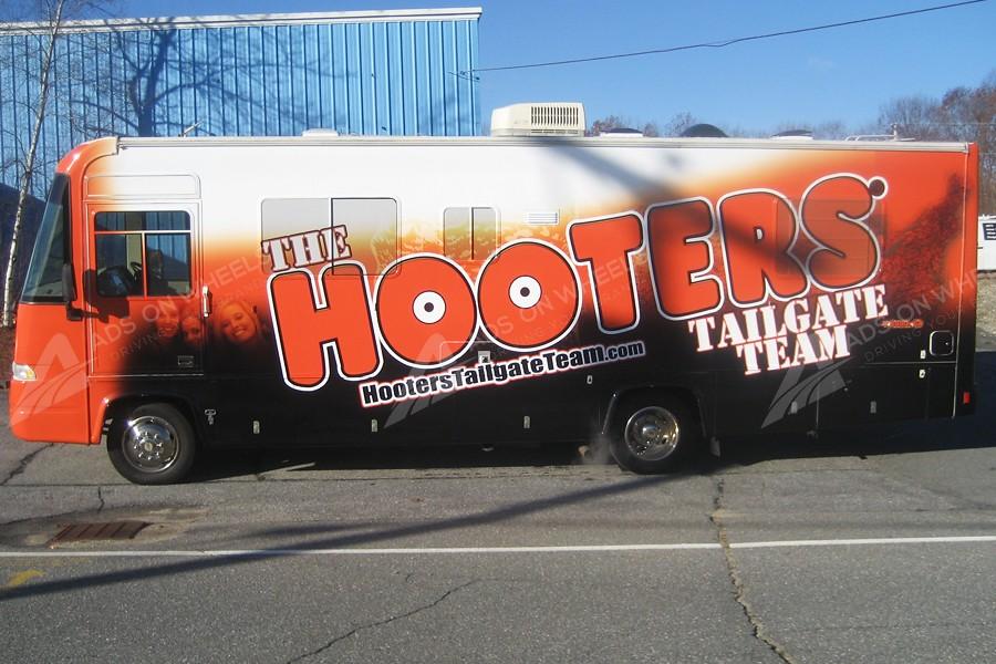 Rv Wraps Vehicle Wraps Fleet Graphics Mobile Billboards