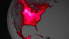 Photosynthetic Activity in US Midwest