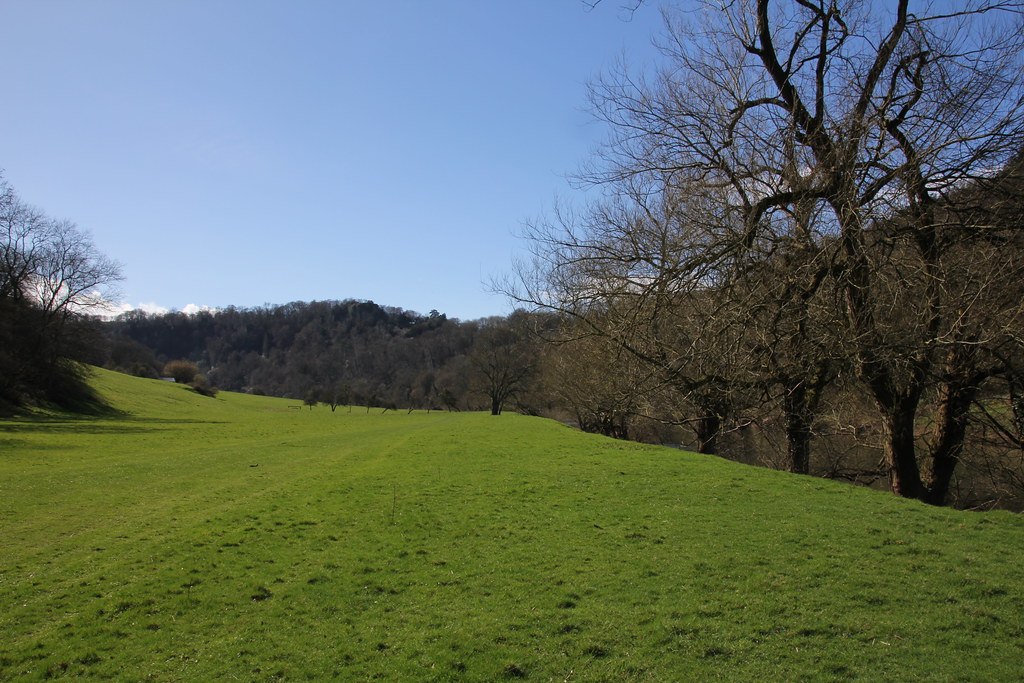 Coppet Hill, Goodrich, River Wye, Wye Valley