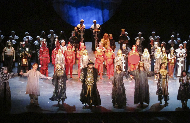 Prince Igor: Kolobov Novaya Opera Theatre of Moscow