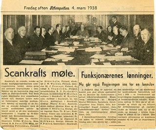 Scankrafts møte (1938)