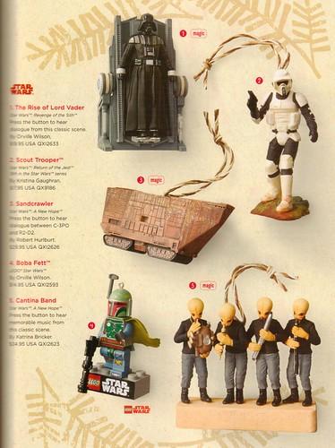 Hallmark Star Wars 2014