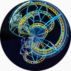 roller coaster planet