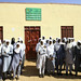 UNAMID hands over classroom block to Krinding camp school, West Darfur