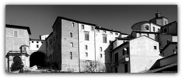 palazzo vescovile di rieti - 2017