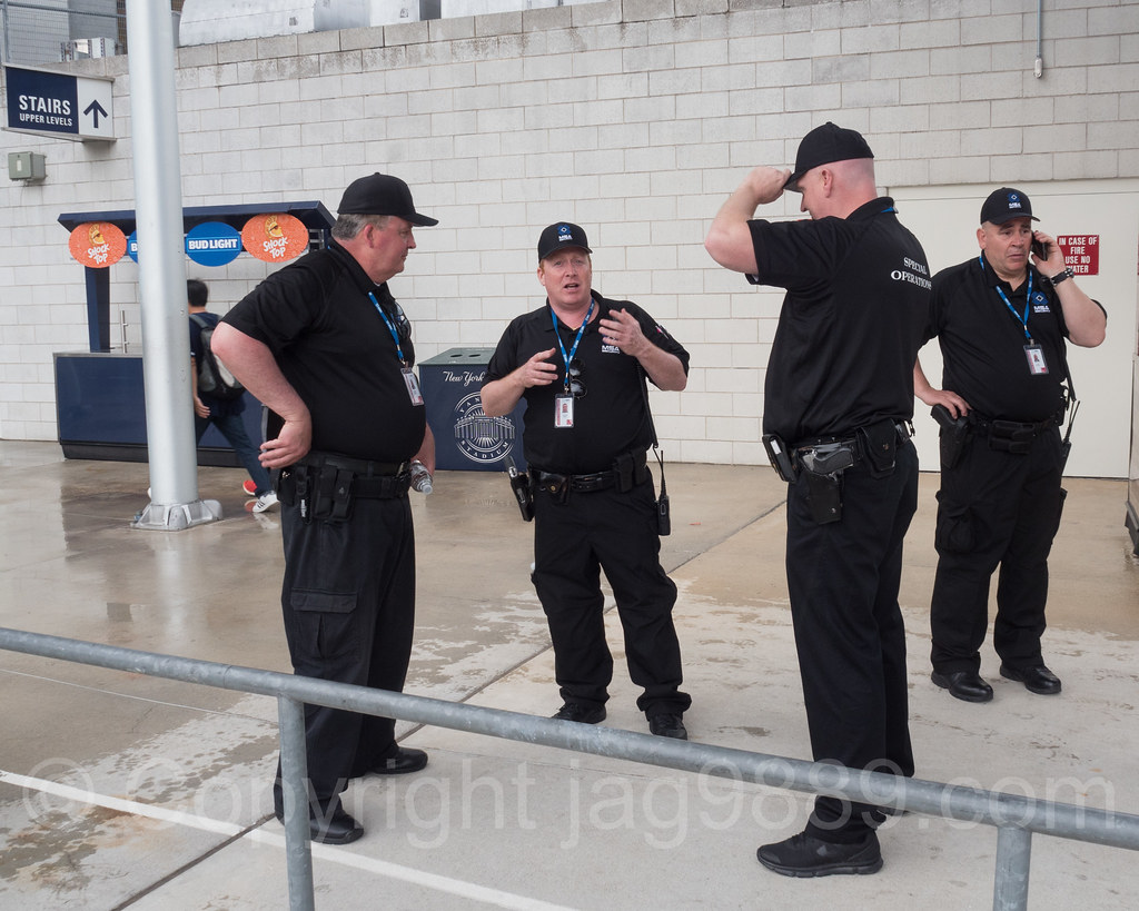 Image result for yankee stadium security
