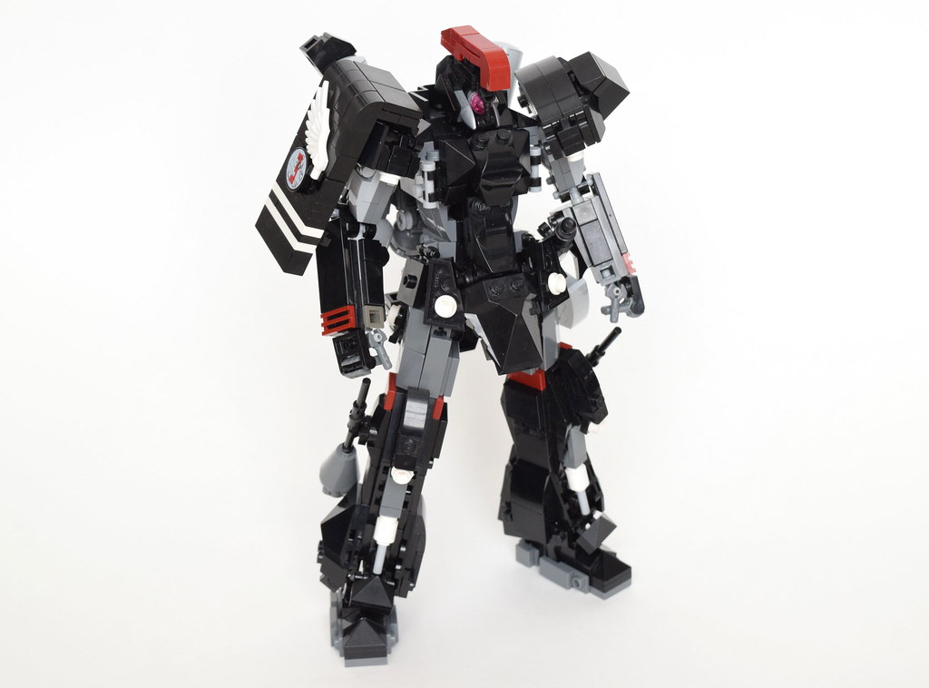 "MVCS-02-2 ""Hastati II"" Mass-Produced Combat System (custom built Lego model)"