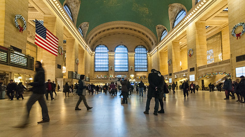Grand Central Foyer
