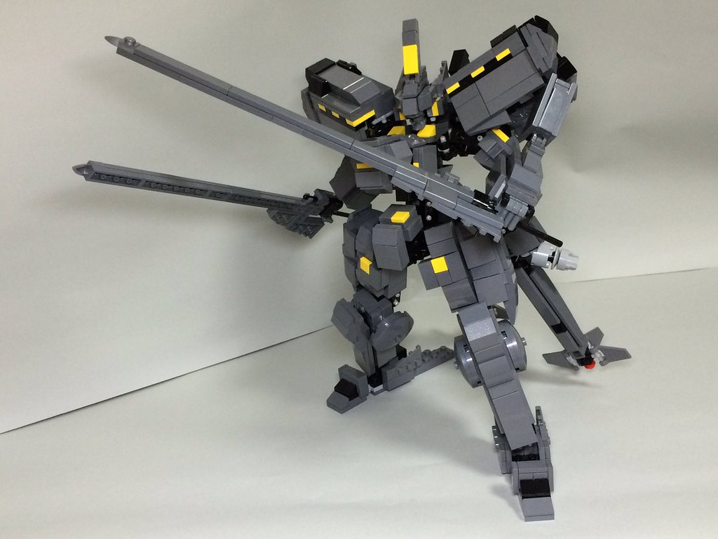 Type-82C/F-4J Kai Zuikaku (custom built Lego model)