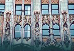 Los Angele California ~ Million Dollar Theatre ~ Architecture Facade
