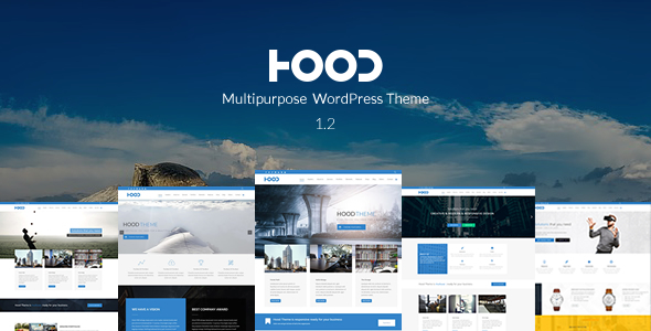 Hood v1.2.9 - Responsive Multi-Purpose Theme