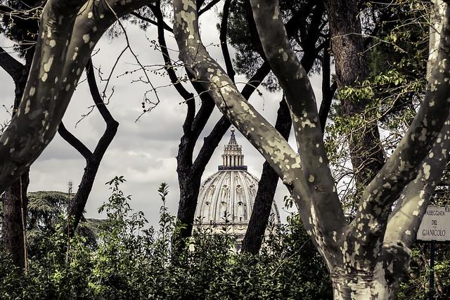 Rome; Gianicolo