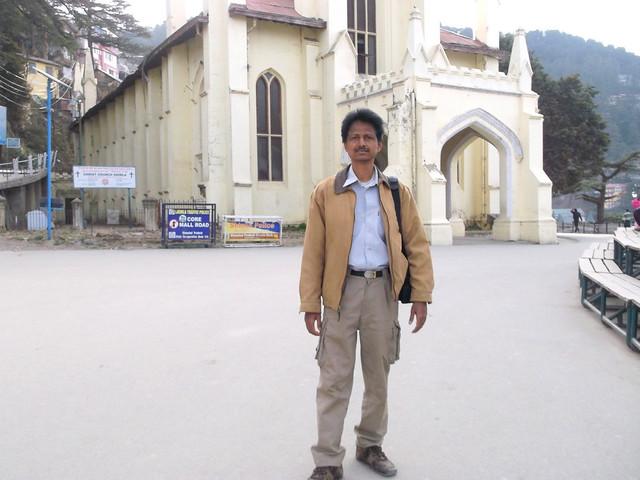 Christ Church, Shimla-13, Fujifilm FinePix AX500