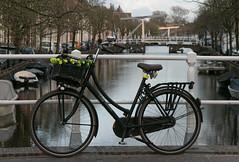 Fiets in Alkmaar