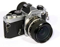 Nikon Film Cameras