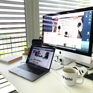 Second Day #homeoffice this week. Love the Time Tracking with @timeular for @zuehlkegroup.