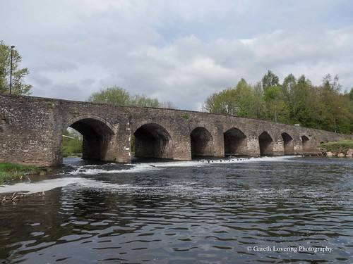 Llanfoist bridge Abergavenny 2017 04 27 #1 (Gareth Lovering Photography 3,000,594 views.)
