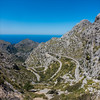 Sa Calobra Switchbacks