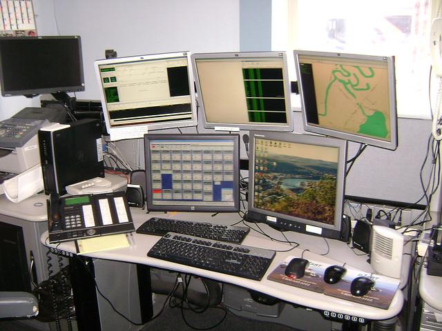 Full Dispatcher Position 051812