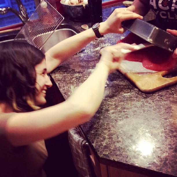 Unmolding the mochi
