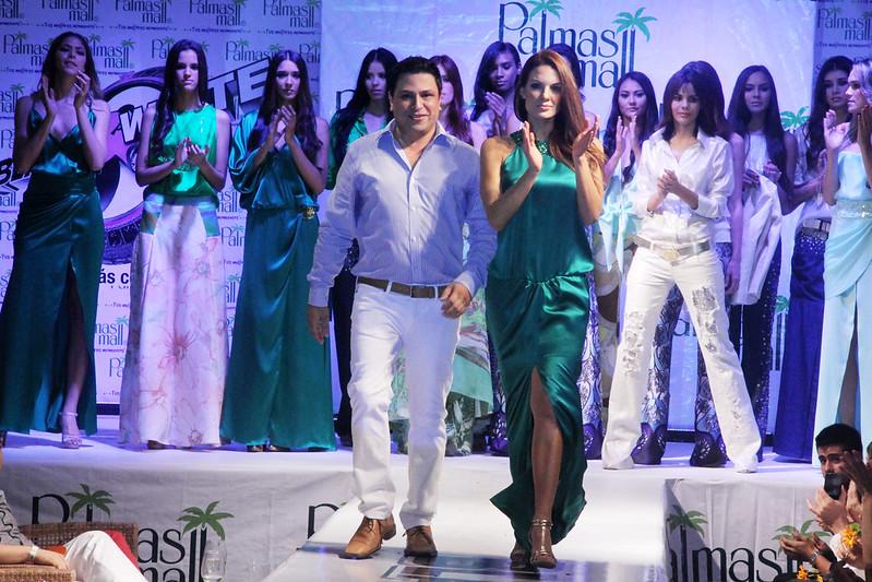 Life Style Palmas Mall realizó su tradicional desfile de modas anual