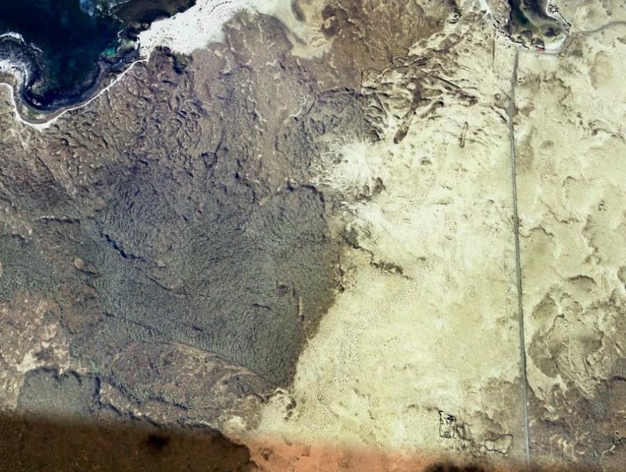 Majanicho, Las Palmas, Fuerteventura, Canarias, Islas, costa, antes, urbanismo, planeamiento, urbano, desastre, urbanístico, construcción