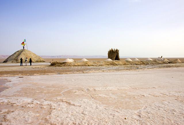 Chott el Jerid, Túnez