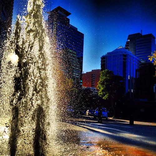 fountain square squareformat austrailia cbd perthcbd iphoneography instagramapp
